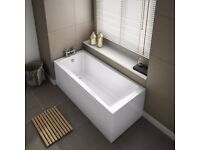 Kent Bath 1700 x 700mm - Single Ended, New still in packaging