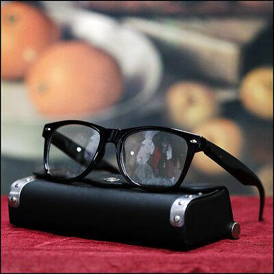 NEW MENS WOMENS RETRO EYEWEAR GLASSES GEEK NERD CLEAR LENS TRENDY NEON FASHION (Trendy Nerd)