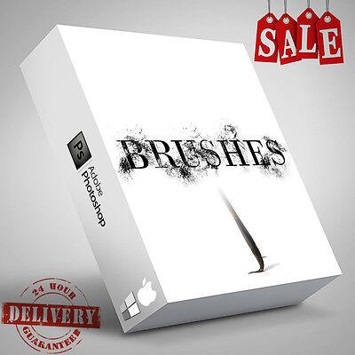 800+ Professional Photoshop Brushes Vol 2 Studio Photographers Plugin Presets