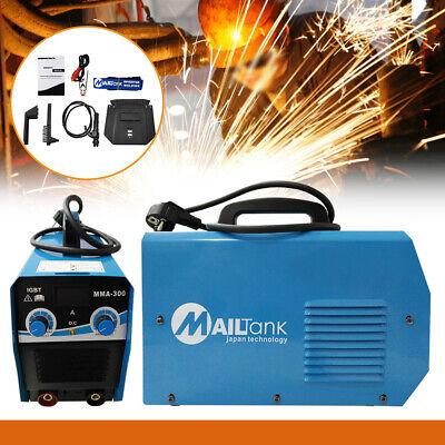 W Lcd Digital Ampermeter 300amp Compact Electrode Inverter Welding Machine 220v