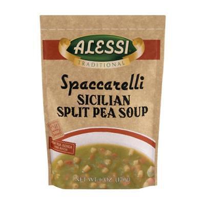 Alessi-Split Pea Soup Mix (6-6 oz (Split Pea)
