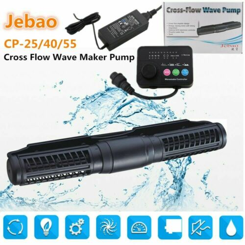 Pro JEBAO/JECOD Cross Flow CP40W/25W/55W Reef Wave Maker Pump Controller Set - $89.98
