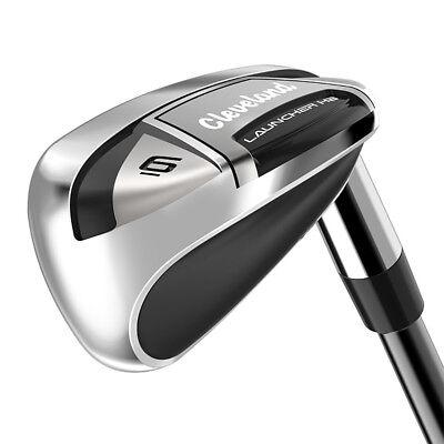 New Cleveland Golf Launcher HB Irons 2018 Choose Set, Flex &