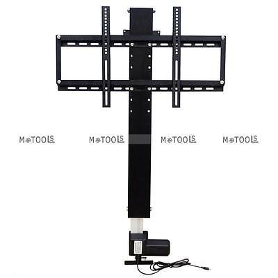 Elektrisch höhenverstellbarer TV Lift Standfuß Flachbildschirme 80 cm Hublänge Tv Hub