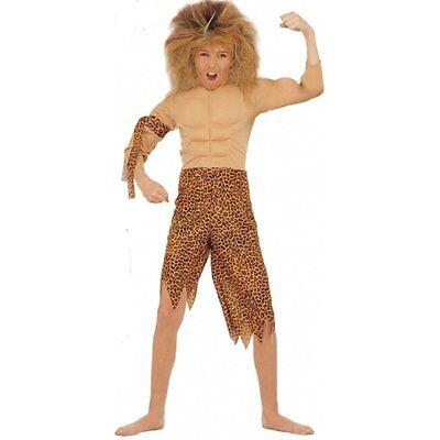Jungle Boy Kinder-Kostüm Mowgli Dschungelbuch Afrika - Mowgli Kostüm