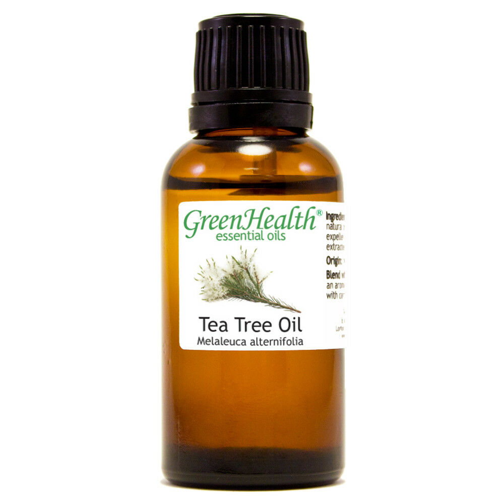 Essential Oils 30 mL (1 oz) - Pure & All Natural - Aromatherapy Oil Tea tree