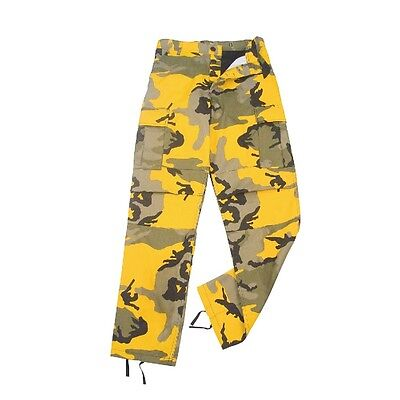 Rothco 8875 Stinger Yellow Camo BDU Pants ()