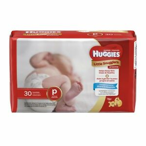 Disposable Diaper - Huggies Little Snugglers Baby Diapers, S