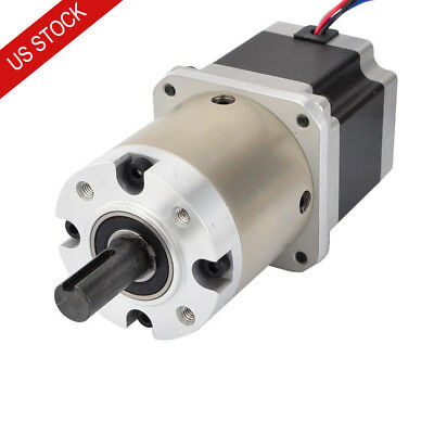 Us Ship 151 Planetary Gearbox Nema 23 Stepper Motor Diy Cnc Mill Lathe Router