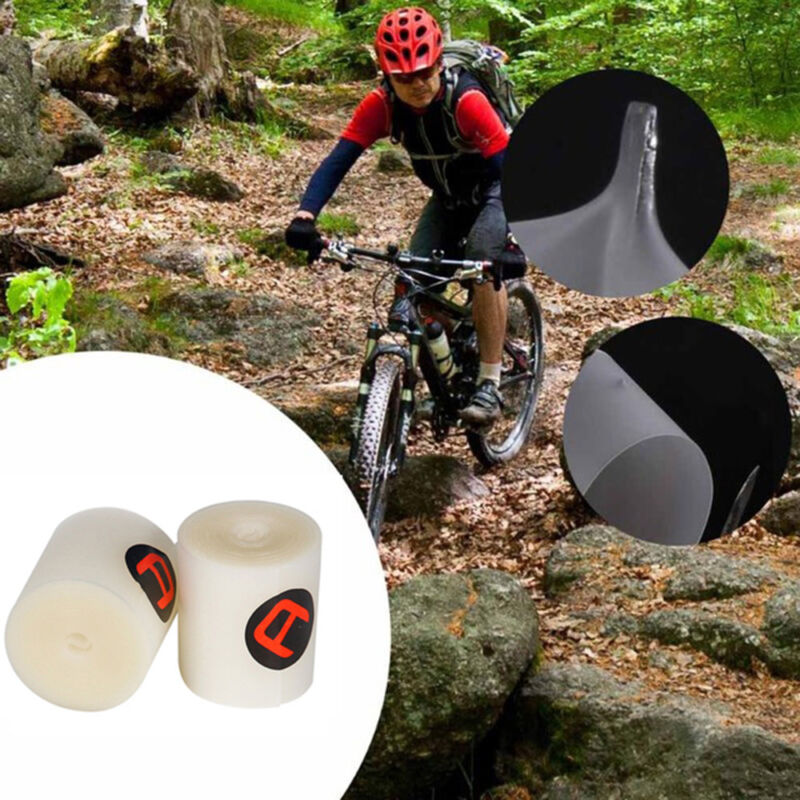 Mountain Bike Tire Liner Puncture-Proof Belt Inner Tuber Protector 27.5inch
