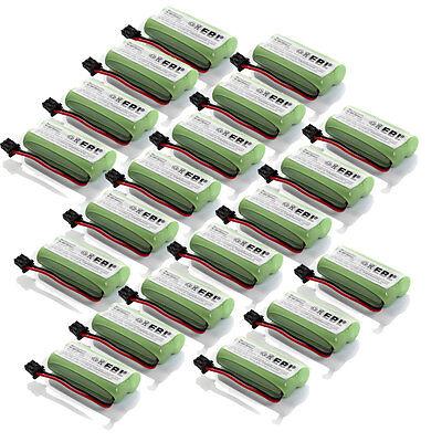 20x Home Phone Battery For Uniden Bt-1008s Bt-1016 Bt-102...