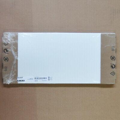 IKEA ALGOT Regalboden für Aufbewahrungssystem; in weiß; (40x18cm)