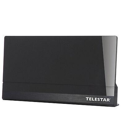 Telestar DVB-T2 Aktive Antenne 45dB,Netzteil, HD, DAB, LTE Filter Zimmerantenne