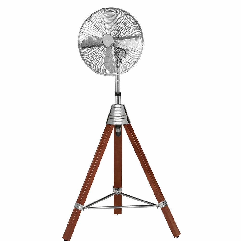 AEG VL 5688 S Retro-Standventilator - Holzstativ - Durchmesser 40 cm