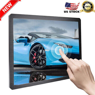 12.3 Inch IPS Touch Screen Use Portable Monitor Laptop 1600x1200 LCD Screen (Best Touch Screen Monitor)