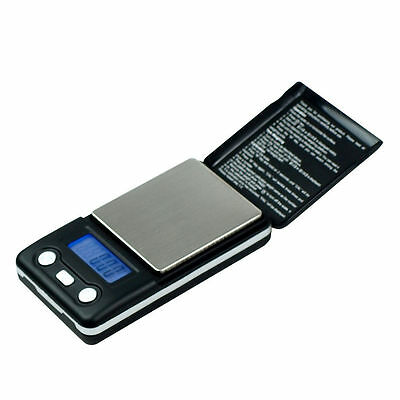 New 100g x 0.01g Digital Pocket Scale for Jewelry Reload Horizon HB-01 0.01 gram