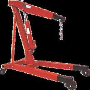 TradeQuip Industrial Engine Crane Hydraulic, 3 Tonne Bowral Bowral Area Preview