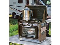 New and boxed camp chef camp oven & hob perfect fishing camping ect