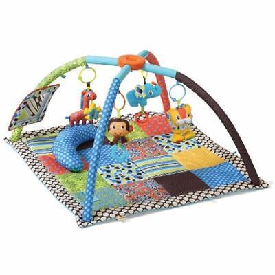 Infantino Twist And Fold Activity Gym, Vintage Boy Early Development