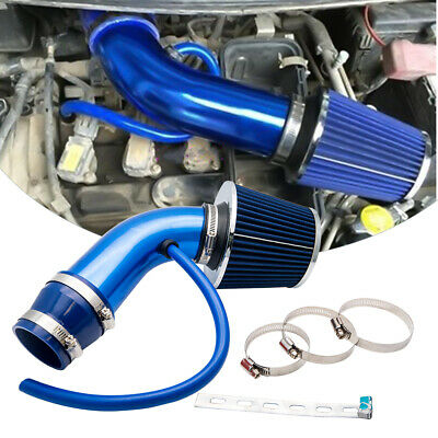 Cold Air Intake  Air Filter Pipe Universal Induction Hose Pipe Kit System Filter