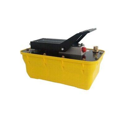 2.3l Air Hydraulic Auto Body Frame Foot Pedal Pump 10000psi
