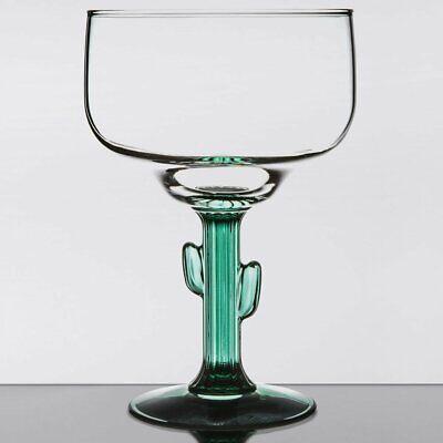 Libbey 3620JS 16 oz. Cactus Margarita Glass - 4/Set