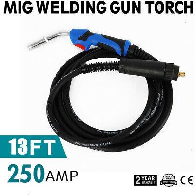 Miller Mig Weld Gun Torch Stinger 250a 13 M-21 Welder Central Connect Air Cool