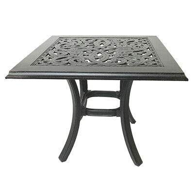 Patio end table 24