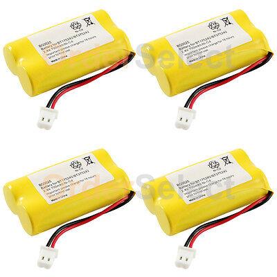 4 Rechargeable Battery for Vtech CS6128 CS6128-31 CS6128-32 CS6128-41 CS6128-42