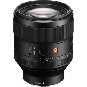 SONY 85mm F1.4 GM lens SPECIAL 200$ rebate with trade-in see details in listing