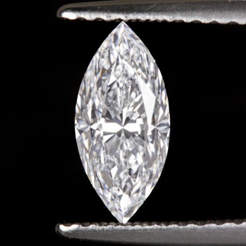 1 CARAT GIA CERTIFIED D SI2 MARQUISE CUT DIAMOND NATURAL ENGAGEMENT SHAPE LOOSE