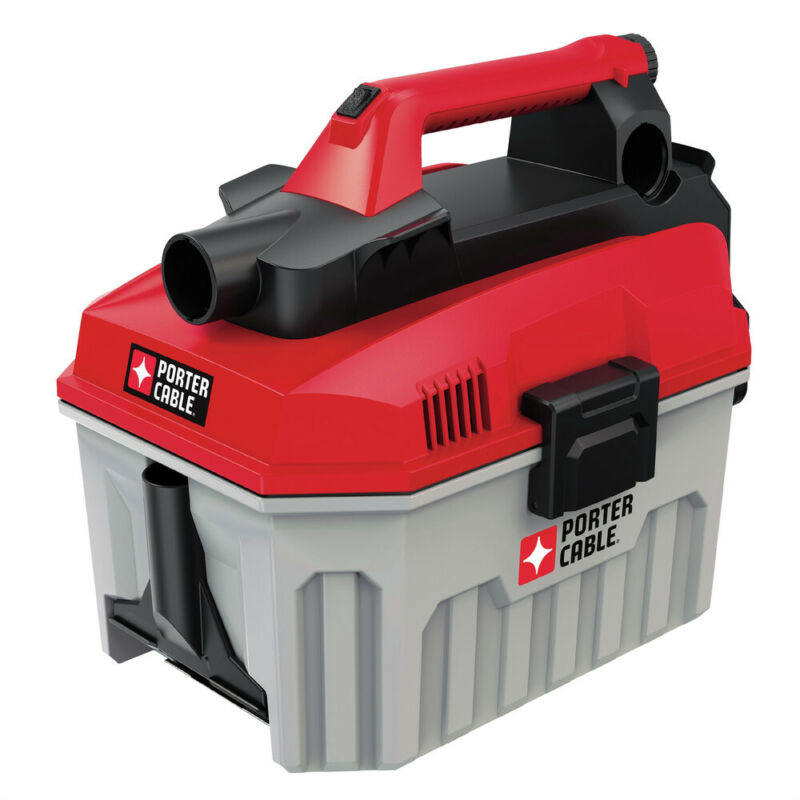 Porter-Cable 2 Gallon Wet/Dry Vacuum PCC795BR (Tool Only) Recon