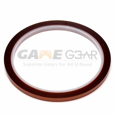 5mm 100ft High Temperature Bga Heat Resistant Kapton Tape Polyimide