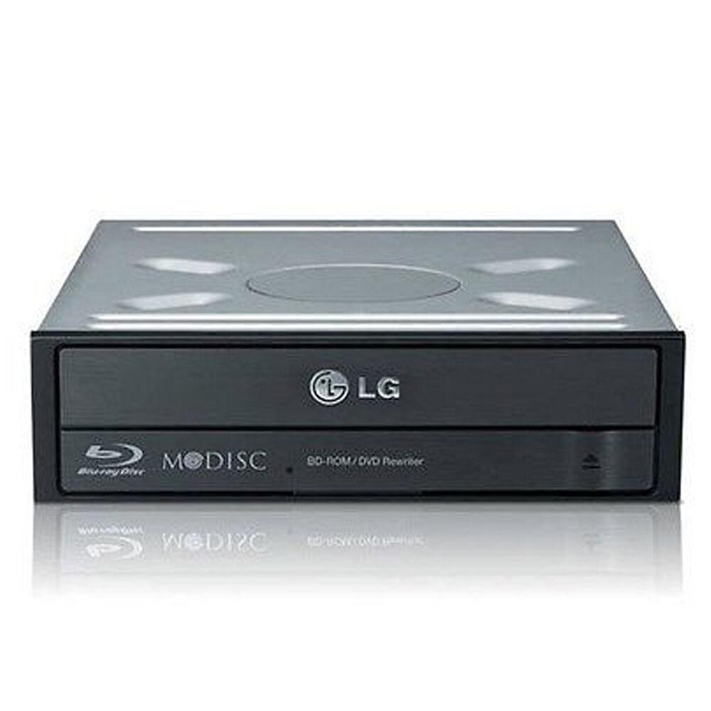 LG Internal Writer Blu-ray Drive 12x Sata Cd-dvd-bd Rom B...