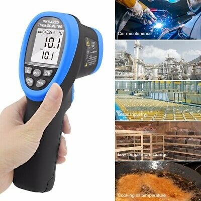 Infrared Thermometer 301 Ds Non-contact Double Laser Target Tester -501420