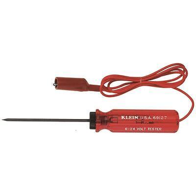 Klein Tools Digital Handheld Low Voltage Ac Dc Circuits Tester Electrical Tool