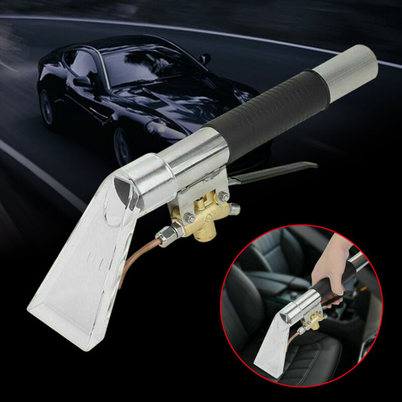 Cleaner Extractor Accessory Vacuum Nozzle Furniture Car Detail Wand Hand Tool US
