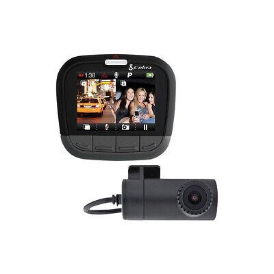 Cobra Dual View Dash Cam CDR 895D