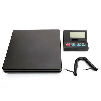 Precision Weigh Usps Ups Digital Shipping Postal Scale Heavy Duty Steel 110lbs