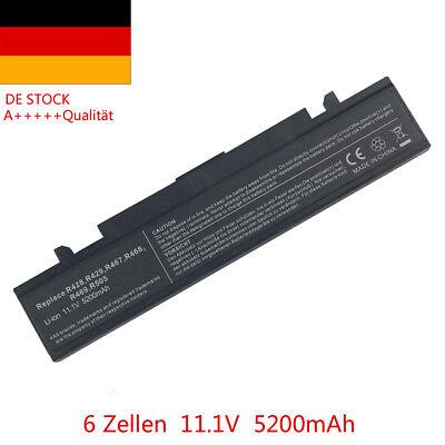 Batterie Accu 11.1V 5200mah fü Samsung AA-PB9NC6B R530 R730 (Pb)