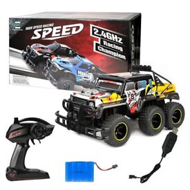Radio Controlled Off Roader Boxed New