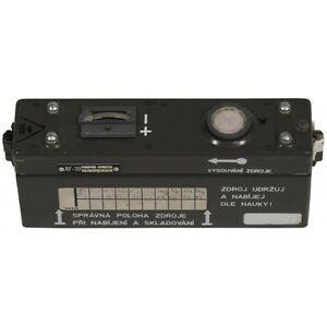 Original CZ Akku für Funkgerät RF10 Batterie Accu Armee Bundeswehr gebr.