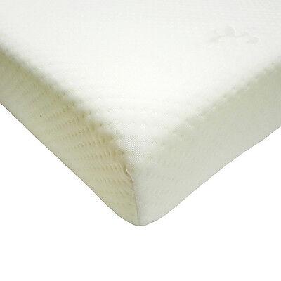 3FT SINGLE SIZE BED ORTHOPAEDIC SLUMBER MEMORY FOAM MATTRESS REFLEX 90*190CM UK