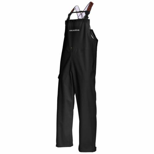 Grundens Neptune 509 Fishing Bib Pants - BLACK - Select Size - New