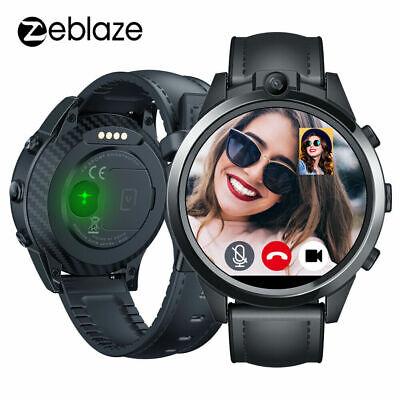 "Zeblaze THOR 5 Pro 1.6"" Smart Watch 4G LTE Android Quad Core 3G+32G Dual Camera"