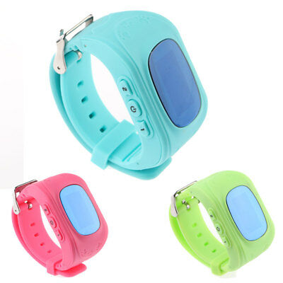 Smart Phone Watch Q50 Child Kid Anti-lost LBS Tracker Wristwatch For IOS Android