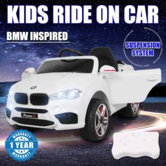 Electric Kids Ride On Car BMW Inspired