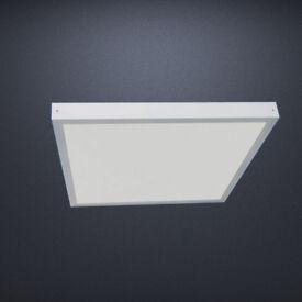 LED PANEL Surface Mount Frame Kit For 600x600 LED Panel Light Aluminum White Colour