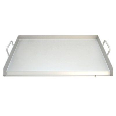 Comal Thick Stainless Steel Griddle Flat Top Rectangular Grill Plancha Comal