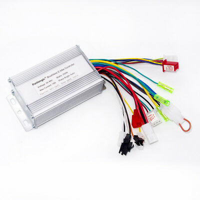36V/48V 350W Electric Bicycle E-bike Scooter Brushless DC Motor Speed Controller Brushless Electric Motor Speed Controller